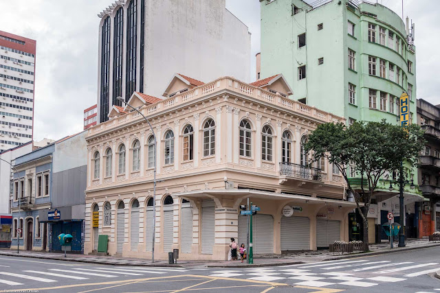 Casa da Família Lustosa restaurada
