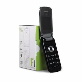 Spesifikasi Handphone Nuu mobile F1