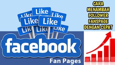 Meningkatkan Like Follower Halaman Facebook