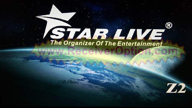 STARLIVE Z2 1507G 1G 8M NEW SOFTWARE WITH ECAST & NASHARE OPTION