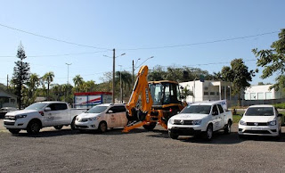 Cajati ganha novos veículos
