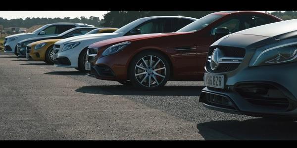 Mercedes AMG CarWow