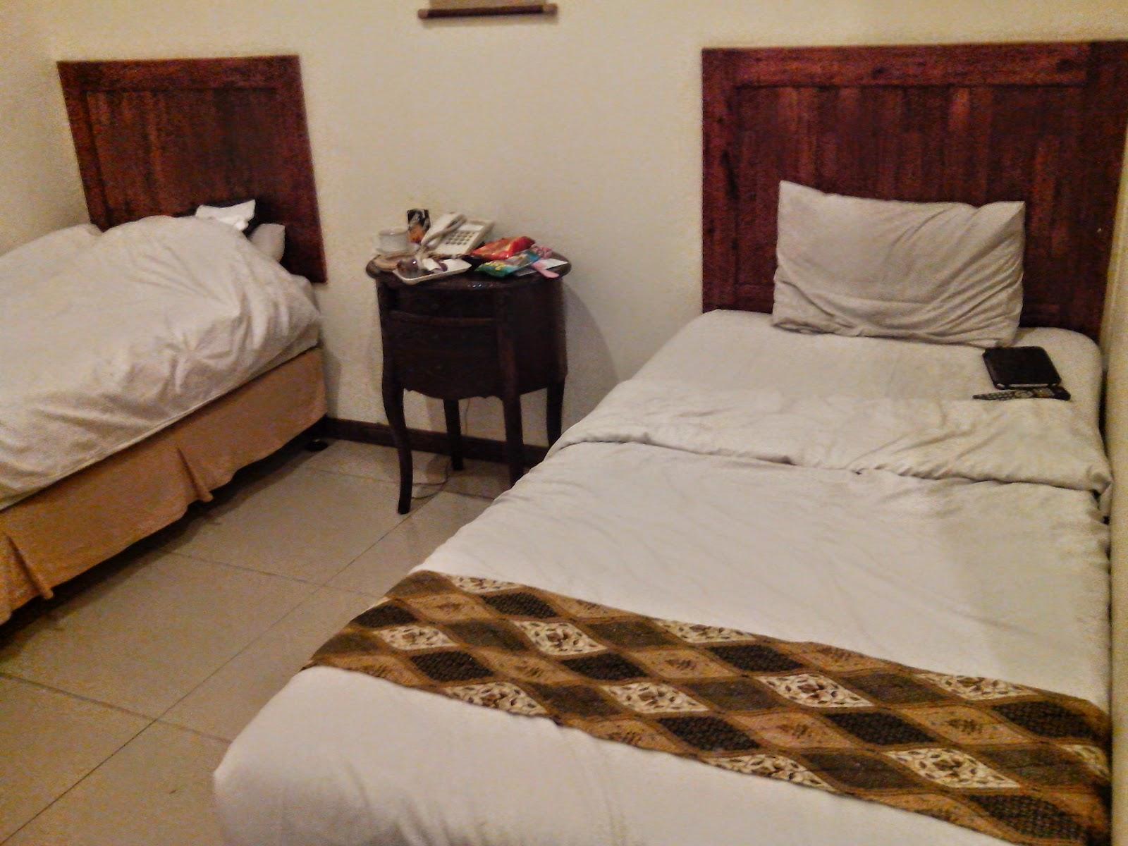 Java room Bukit Daun Hotel and Resort