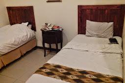 Bukit Daun Hotel and Resort aman dan nyaman