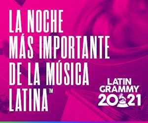22º Latin GRAMMY® Nominaciones