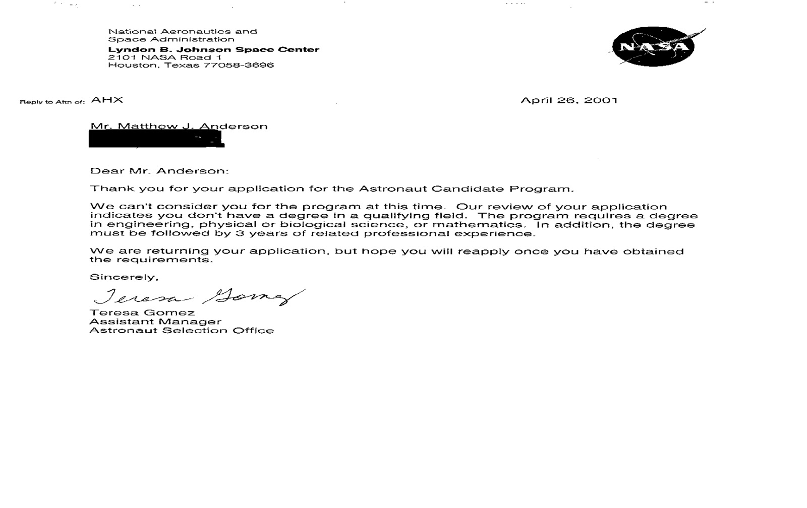 Sample rejection letter rejection rejection letter sle basilosaur letter of rejection business proposal rejection letter com writing a altavistaventures Images