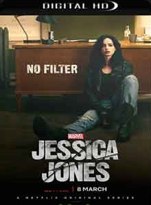 Jessica Jones 2018 – 2ª Temporada Completa Torrent Download – WEB-DL 720p e 1080p Dual Áudio