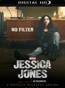 Jessica Jones 2018 – 2ª Temporada Completa Torrent Download – WEB-DL 720p e 1080p Dual Áudio