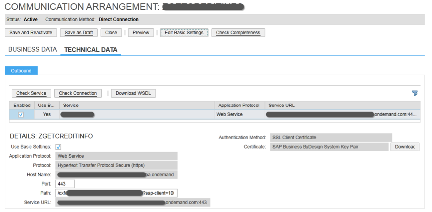 How to show on premise data in C4C using SAP HANA Cloud