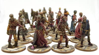 Zombicide Black Plague Painted