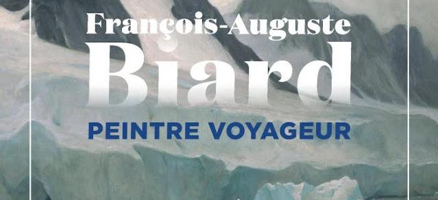Affiche de l'exposition Biard à la maison de Victor-Hugo