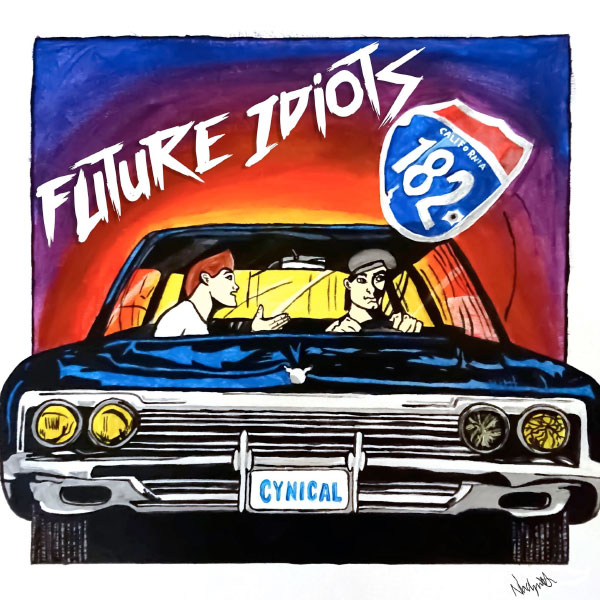 "Future Idiots covers blink-182's ""Cynical"""