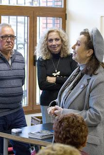 Laura Diez recoge el Barbón de Faro
