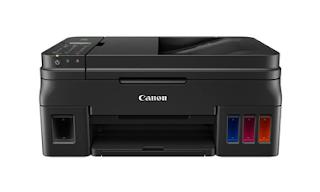 Canon PIXMA G4610 Driver Software Download