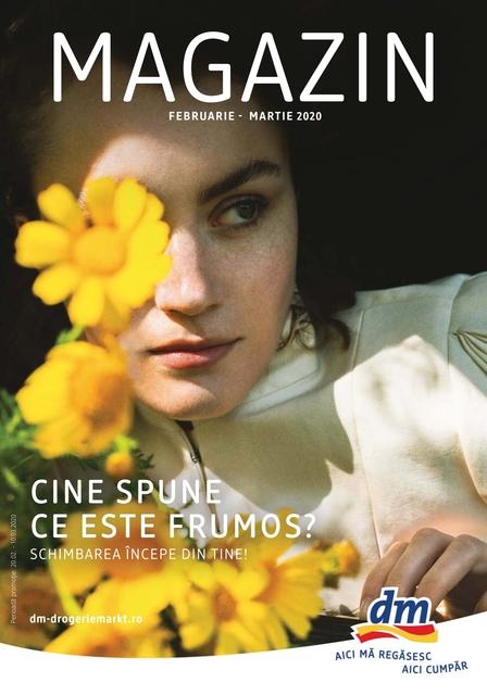 dm catalog- brosura- magazine