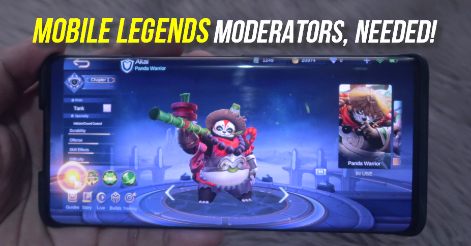 Mobile Legends Philippines Moderators