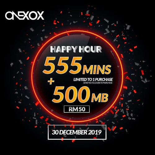Season Pass Happy Hour