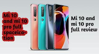 Xiaomi Mi 10 and MI 10 Pro Review 2020