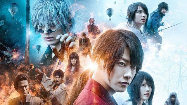 Rurouni Kenshin: The Final (2021) WEBDL Subtitle Indonesia