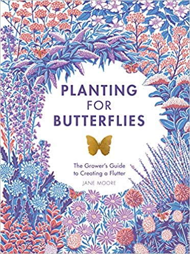 Planting for Butterflies book cover