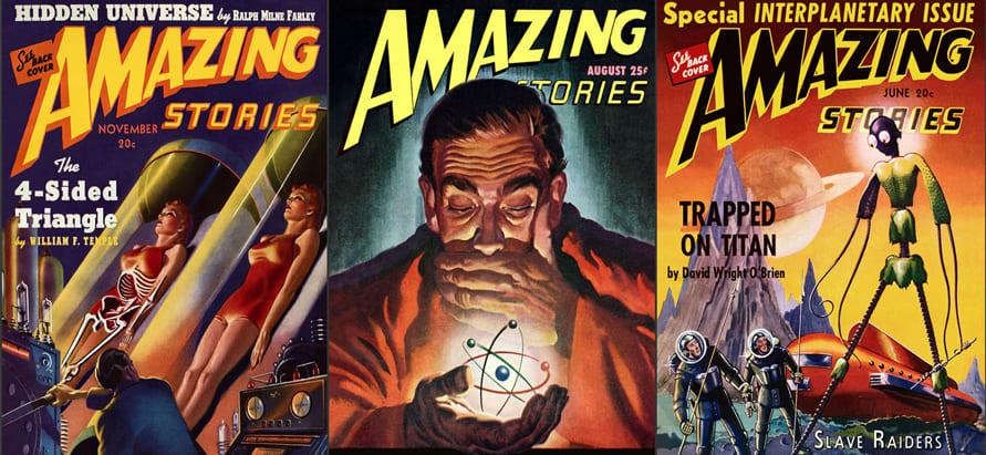 180 Revistas de Ficção Científica para Baixar em PDF