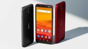 Nokia C1 Plus Specification