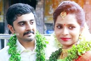 Kerala Hindu Wedding Namitha & Dripu 2017