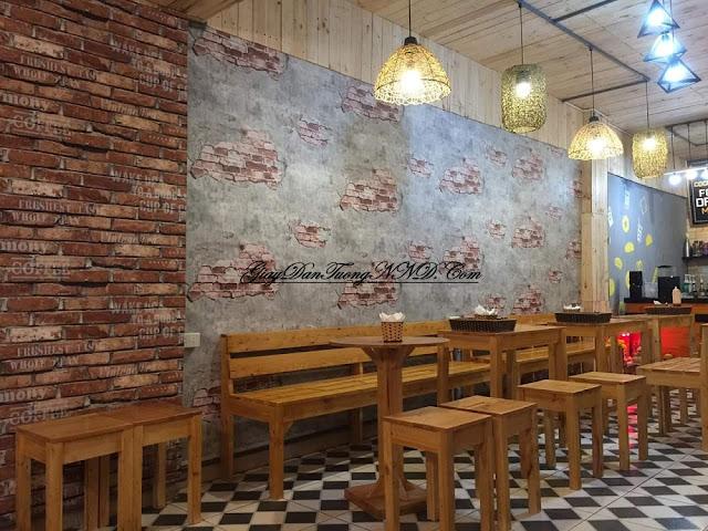 - Giấy dán tường phòng khách sang trọng từ màu sắc và hiện đại từ thiết kế