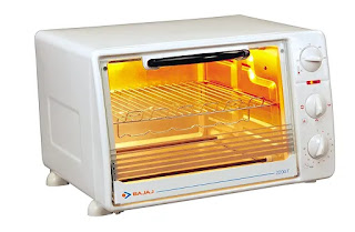 Bajaj Majesty 22-Litre 1200-Watts Oven Toaster Grill