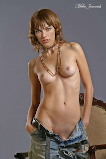 Is milla jovovich bisexual