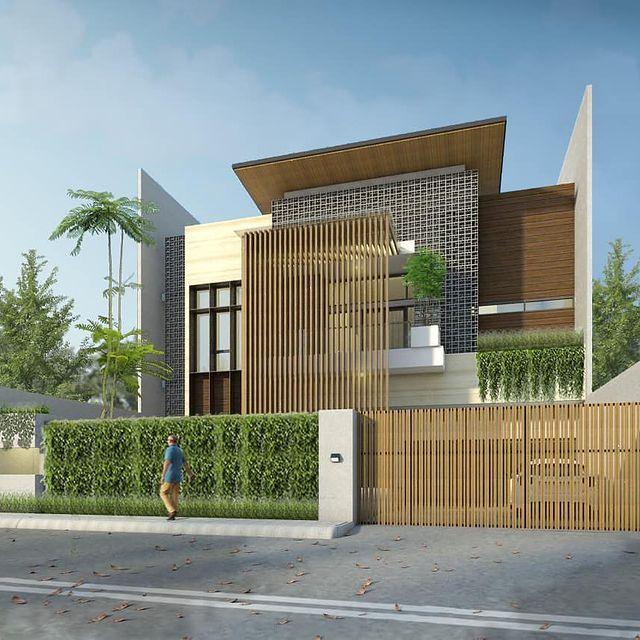 desain rumah minimalis aesthetic