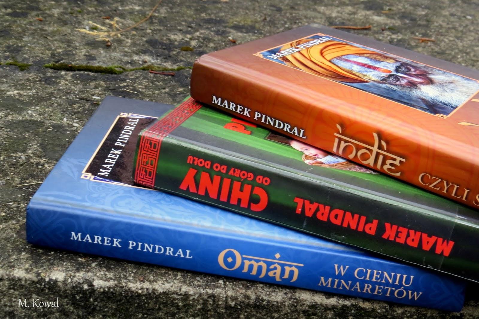 Marek Pindral, Indie czyli świat