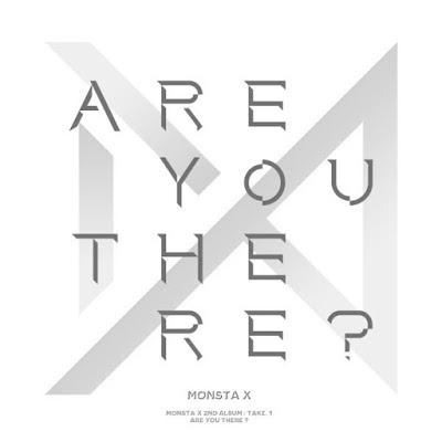 MONSTA X - ARE YOU THERE? [ALBUM]