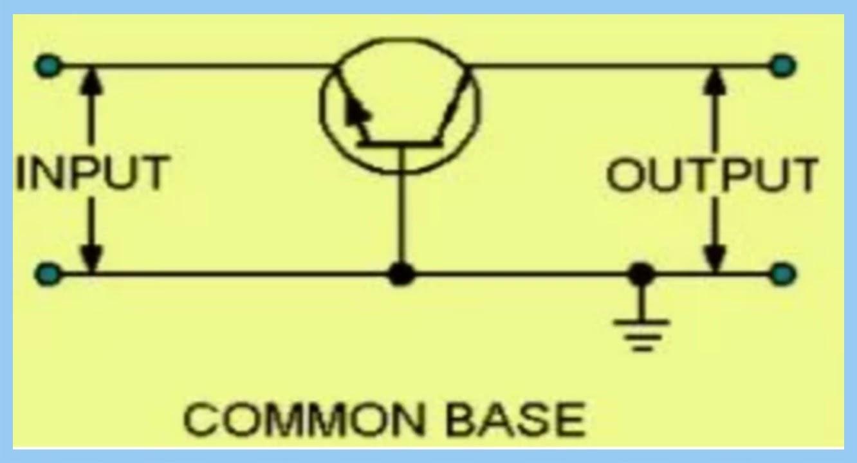 penguat common base (CB)