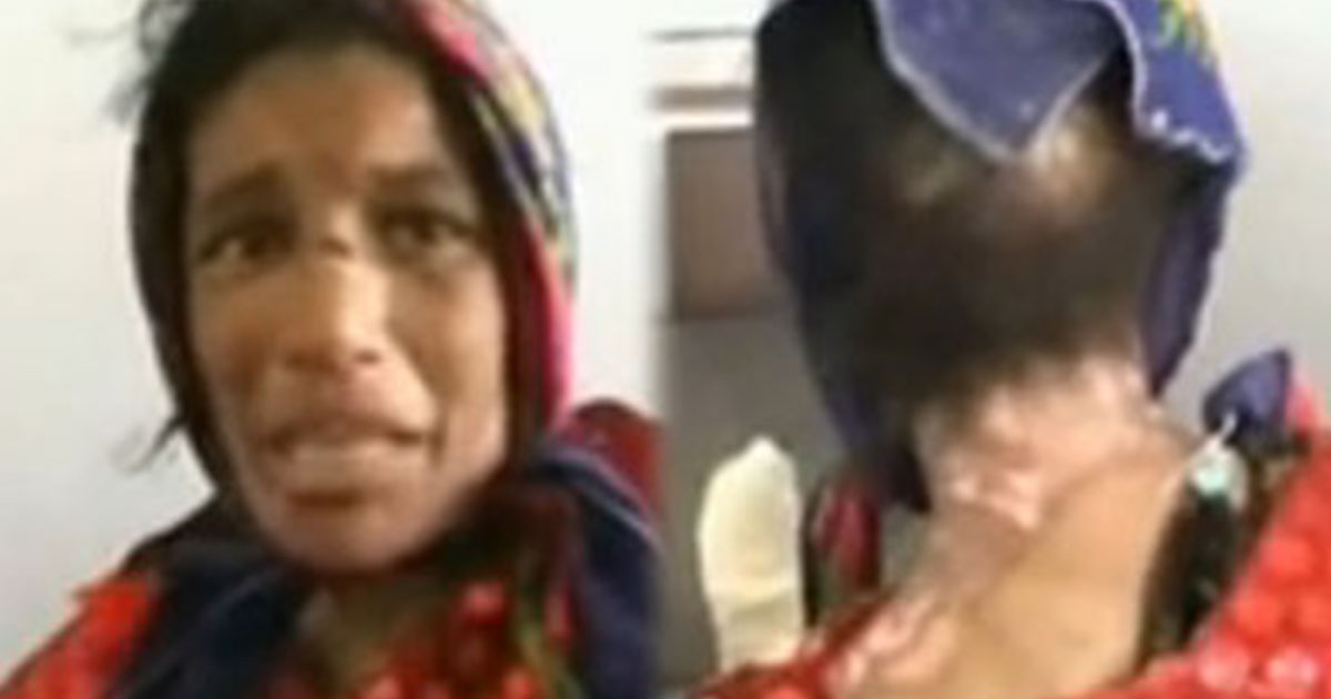 Iranian child bride sold by her Muslim father to forced marriage