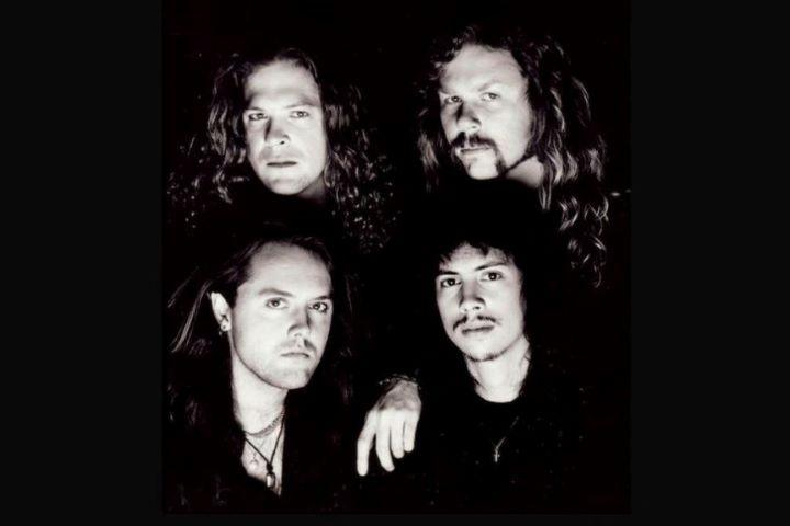 Metallica formasi Black Album yang dirilis 30 tahun silam.