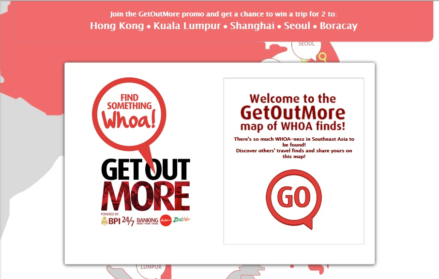 Join BPI Get Out More promo 2013