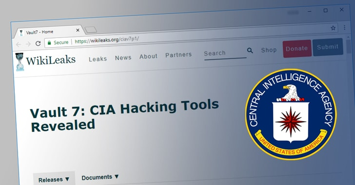 Ex Cia Employee Charged With Leaking Vault 7 Hacking Tools To Wikileaks