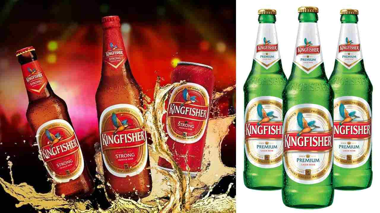 Kingfisher Beer Price in Mumbai