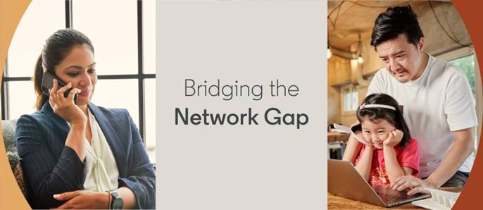LinkedIn - Bridging the network gap in a time of crisis, and beyond
