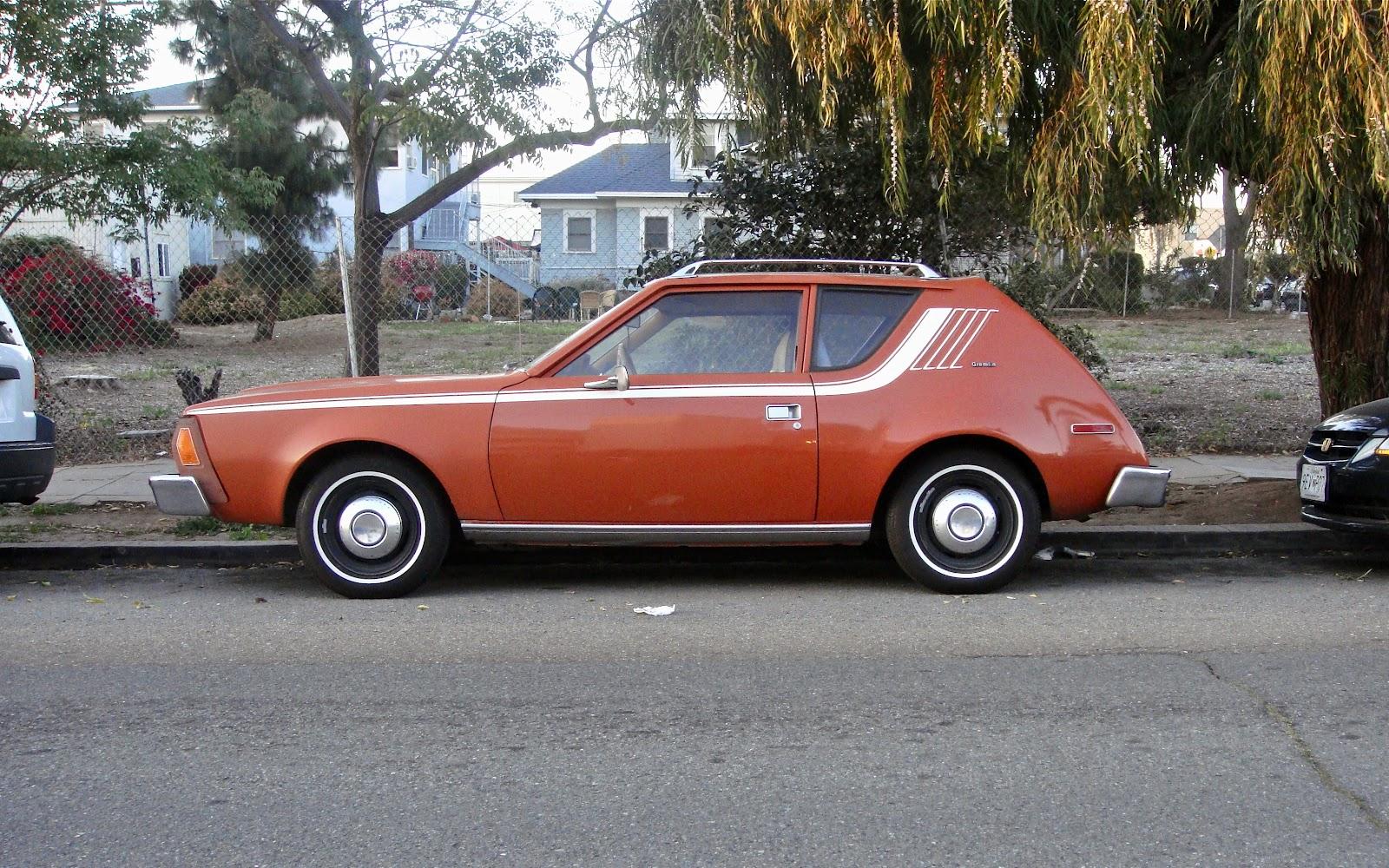 THE STREET PEEP: 1975 AMC Gremlin