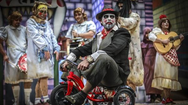 La chirigota de Sevilla será 'El Gran Teatro Facha' en el COAC 2022