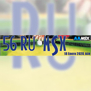 56 RU MSX 2020 de Barcelona