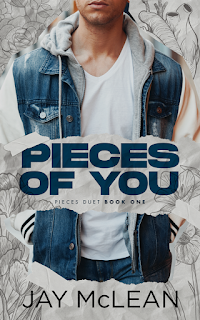 Pieces of You by Jay McLean Cover image