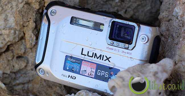 Kamera digital Panasonic dmc-ft3