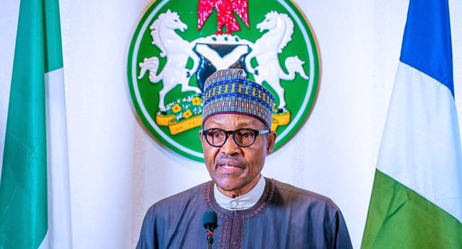 Eid-El-Fitr: Keep Your Spirits Up In Spite Of COVID-19, Buhari Tells Muslims #Arewapublisize