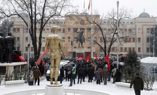 TASS: Ενδεχόμενο διαμόρφωσης «αλβανικού θύλακα» στην πΓΔΜ