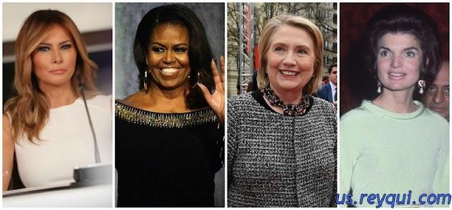 De Jackie Kennedy a Melania Trump, las primeras damas de Estados Unidos que han hecho historia
