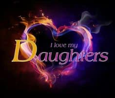 National Daughters Day Wishes For Facebook