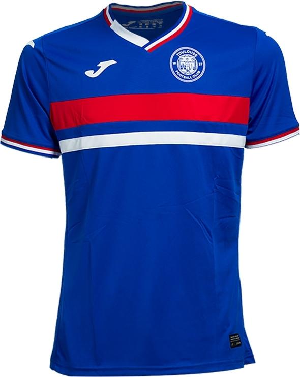 53ca882090 Toulouse lança camisa em homenagem à Seleção Francesa - Show de Camisas